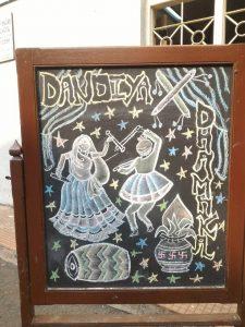 Dandiya