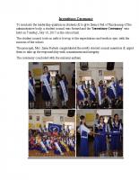 Investiture Ceremony 18072017