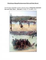 Picnicking Water Resort